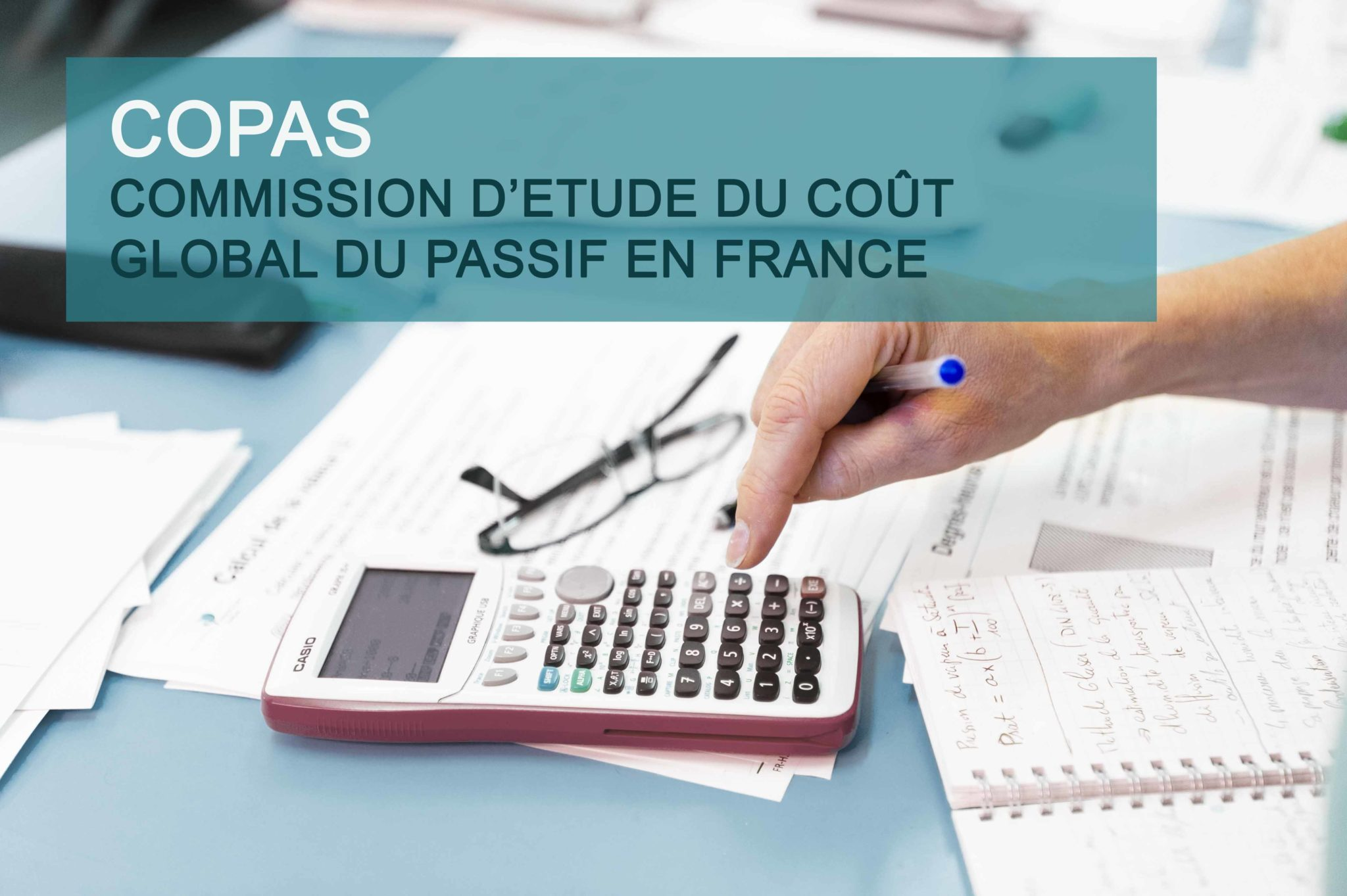 Coût global du passif : participez à l'enquête nationale !