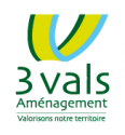 3 vals amenagement
